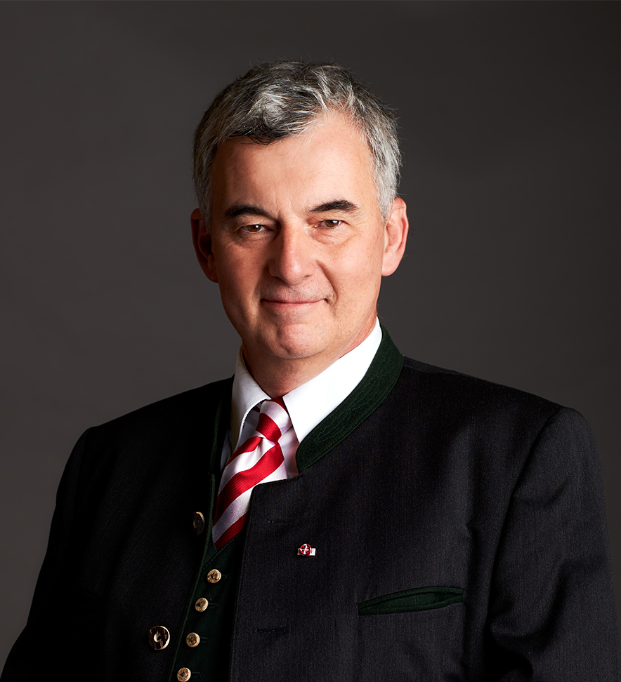"Organigramm: Steuerungsgruppe ""Forst & Jagd Dialog"" Österreich - Dr. Johannes Schima, BMLRT"